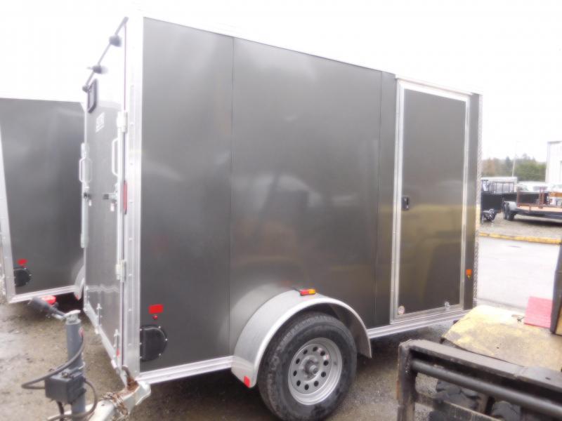 2018 EZ Hauler 6x12 Enclosed Cargo Trailer