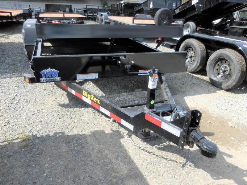 2019 Big Tex 80X18 Full Tilt Bed Equipment Trailer