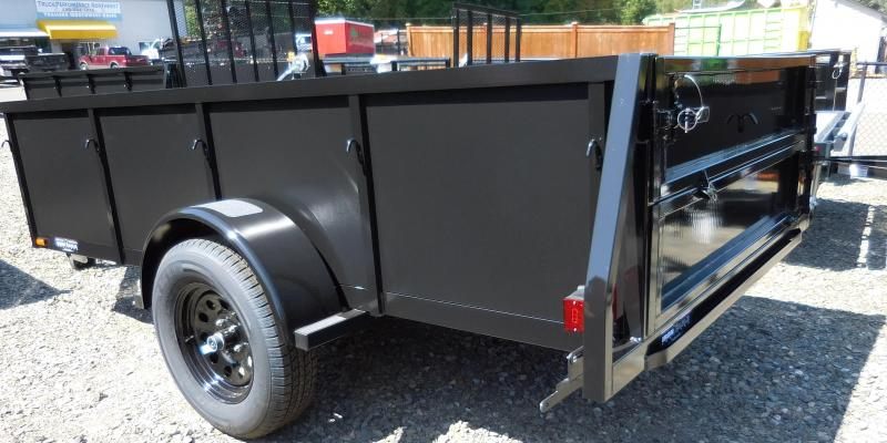 2019 Iron Eagle 5x10 Voyager Series Utility Trailer