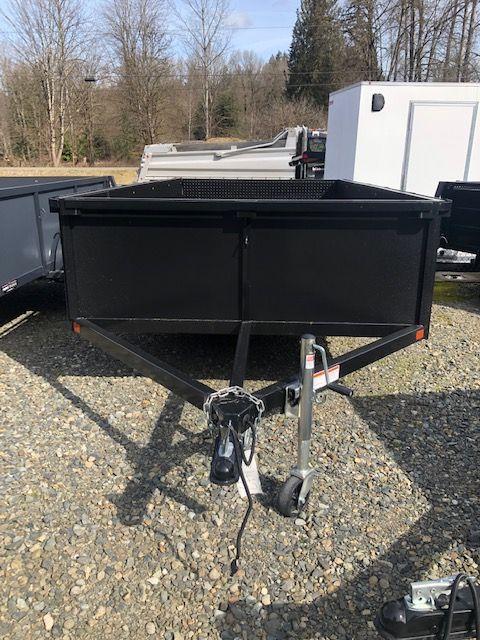2019 Iron Eagle 6x12 Voyager Series Utility Trailer