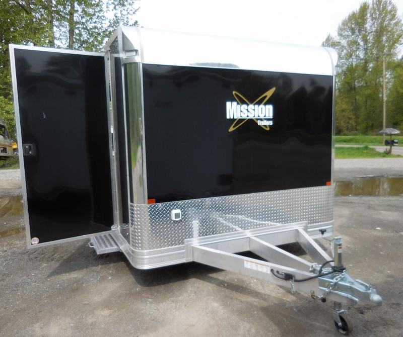 2019 Mission 8.5x20 Pinnacle Car Series Enclosed Cargo Trailer