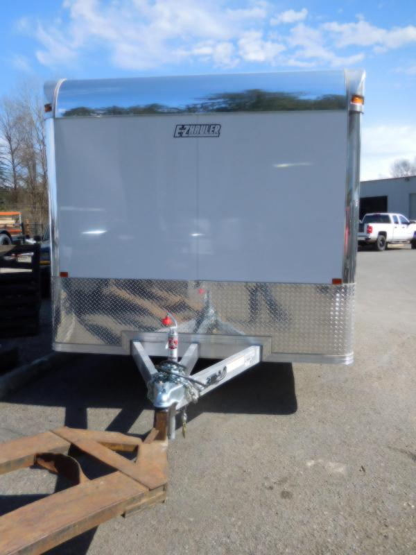 2018 EZ Hauler 8.5x20 Car Hauler 7K Enclosed Cargo Trailer