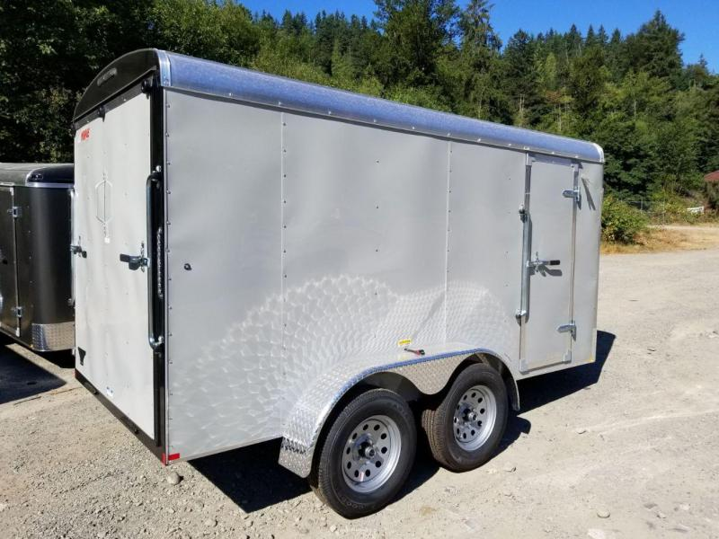 2018 Mirage Trailers 6x12 XPO Tandem Axle Enclosed Cargo Trailer