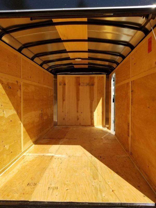 2020 Mirage Trailers 6x12 XPO Tandem Axle Enclosed Cargo Trailer