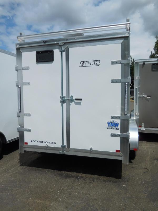 2019 EZ Hauler 7x14 Ultimate Contractor Pkg Enclosed Cargo Trailer