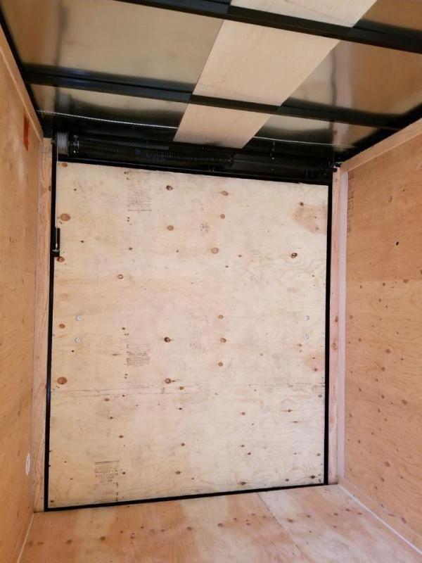 2019 Mirage 6x12 xpres Enclosed Cargo Trailer