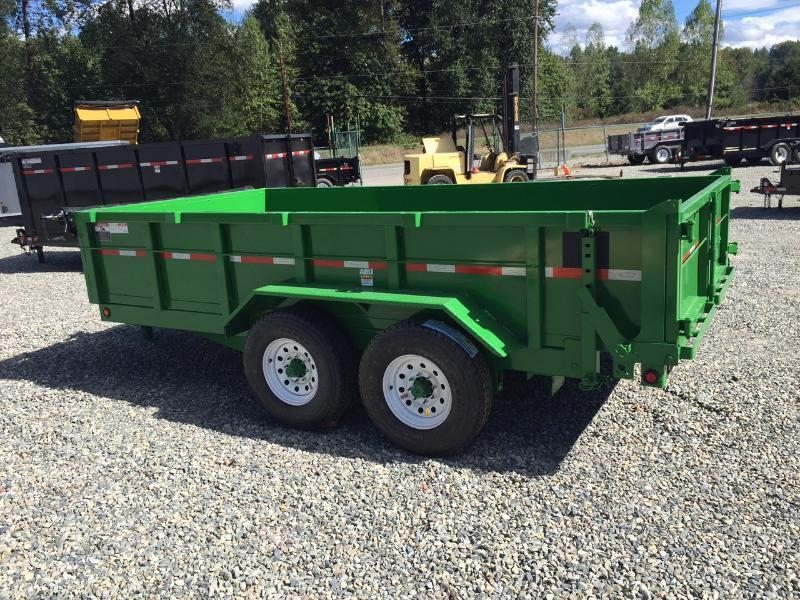 A.B.U. Industrial Heavy Duty Dump Trailer's!!