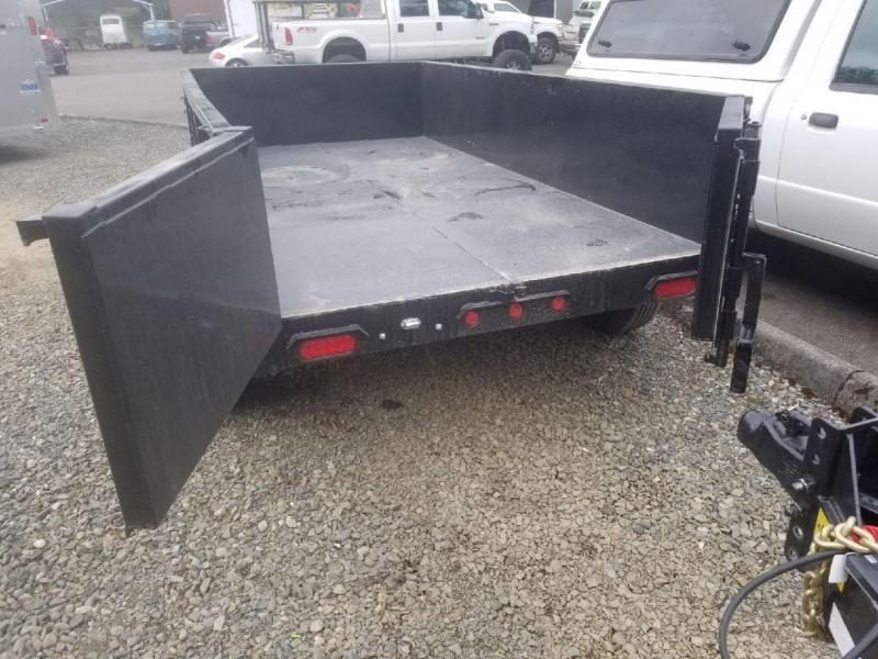 2019 Big Tex 70SR 5x10 7K Dump Trailer - Double Rear Doors