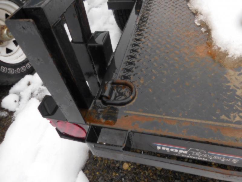 2018 Iron Eagle 6x10 Economax Series Utility Trailer