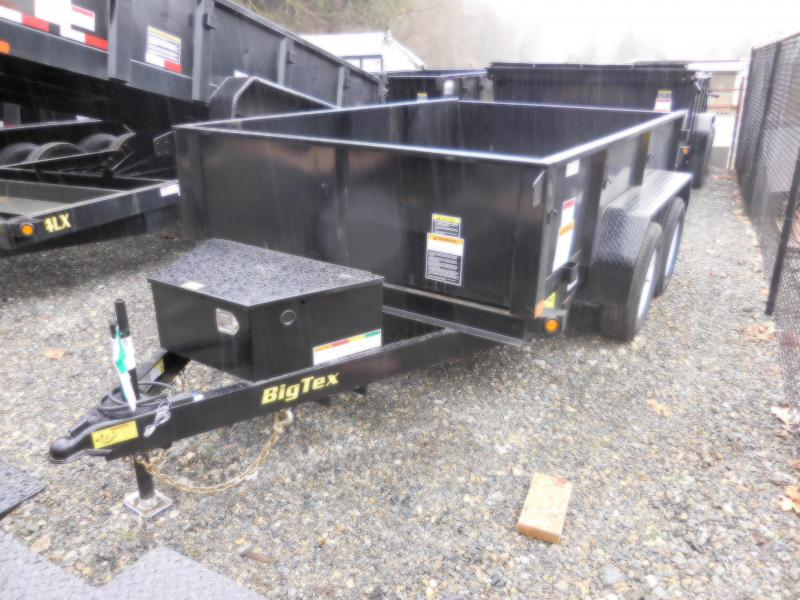 2019 Big Tex 70SR 6x10 7K Dump Trailer