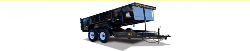 2019 Big Tex Trailers 83X14 14K Dump Trailer