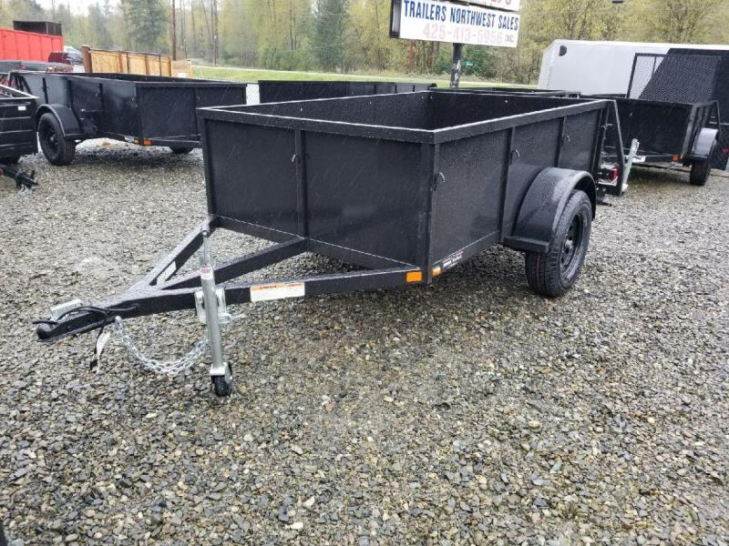 2018 Iron Eagle Voyager Series 5x8 Utility Trailer with Swing Gate