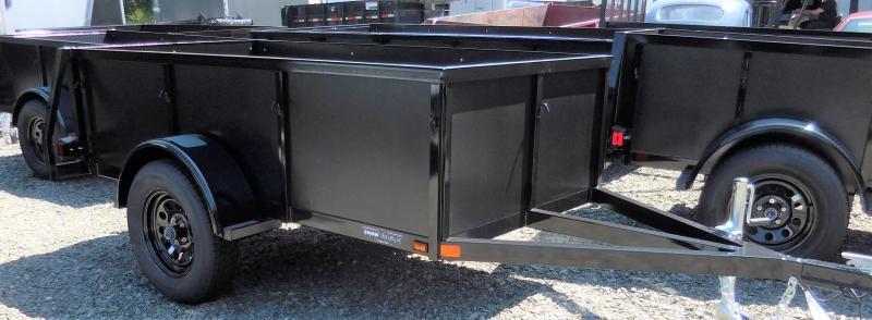 2019 Iron Eagle 4x8x2 Voyager Series Utility Trailer