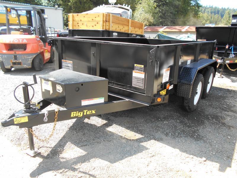 2020 Big Tex 10SR 83x12 Dump Trailer