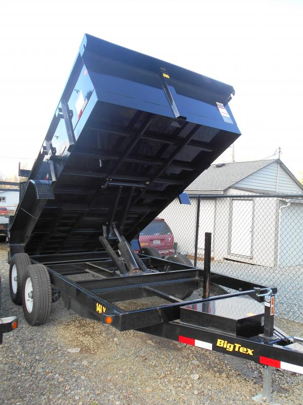 2018 Big Tex 14LX Dump Trailer's!!