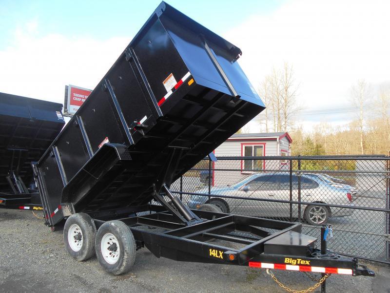 2020 Big Tex 14LX Dump Trailer's!!