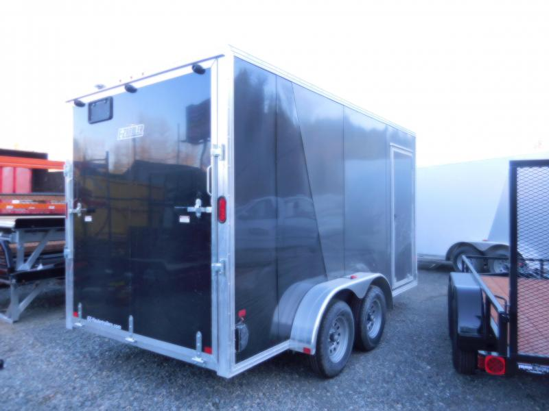 2018 EZ Hauler 7x14 All-Aluminum Enclosed Cargo Trailer