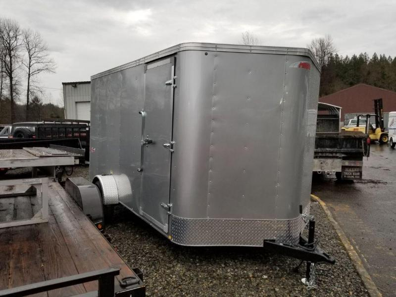 2019 Mirage Xpres 7x12 Enclosed Cargo Trailer