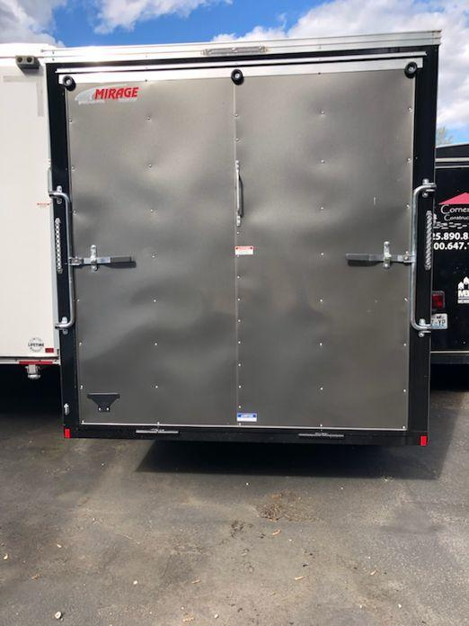 2019 Mirage 7x16 Xpres Ramp Door Enclosed Cargo Trailer