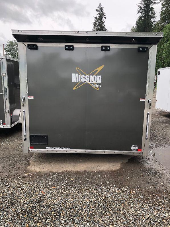 2019 Mission 8.5x22 Pinnacle Series Enclosed Car Hauler