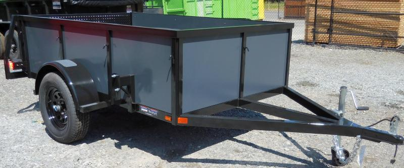 2019 Iron Eagle 5x8x2 Voyager Series Utility Trailer