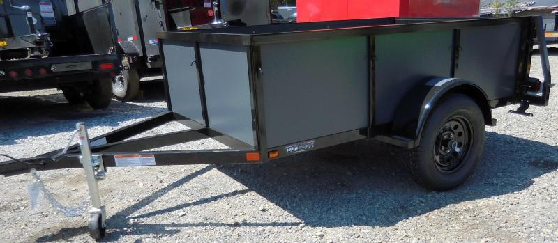 2019 Iron Eagle 5x8x2 Voyager Series Utility Trailer