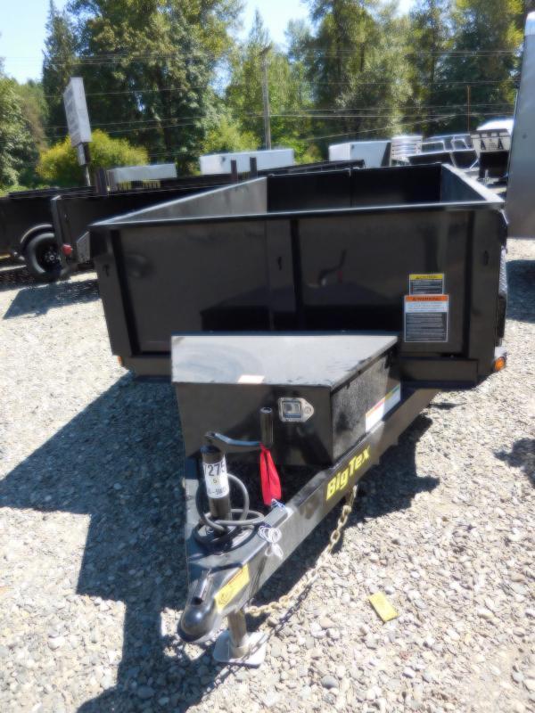2019 Big Tex Trailers 70SR 5x10 7K Tandem Axle Dump Trailer