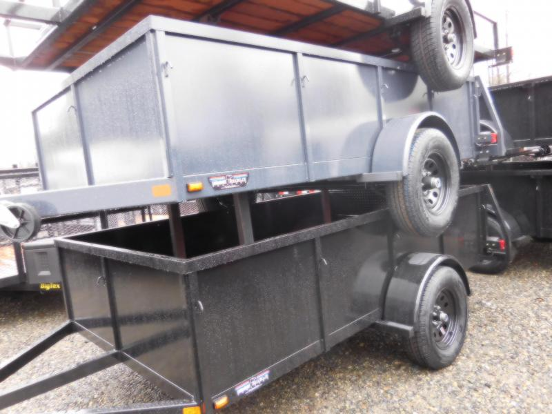 Iron Eagle Voyager Series Utility Landscape Trailer's!!!