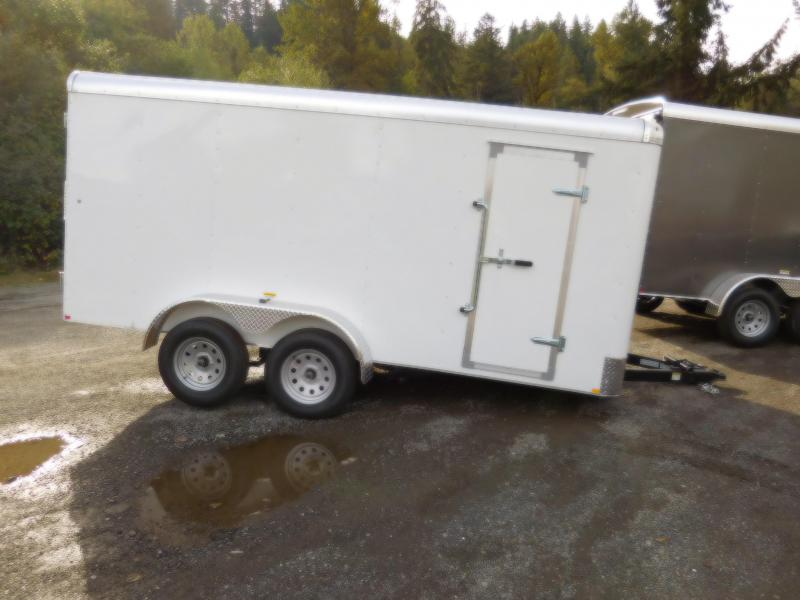 2019 Mirage Trailers 7x14 XPO/Tote Enclosed Cargo Trailer