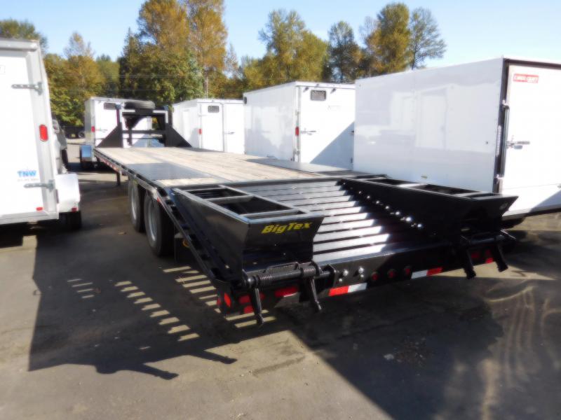 2019 Big Tex Trailers 22GN 25+5 Flatbed Equipment Trailer