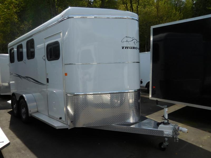 Used 2018 Thuro-Bilt 3H Renegade Horse Trailer