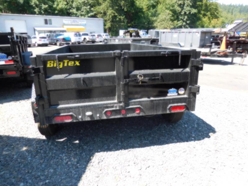 2019 Big Tex Trailers 70SR 5X10 Dump Trailer