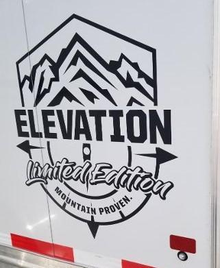 2019 Mission 8.5X22 All Sport Elevation Series  Trailer