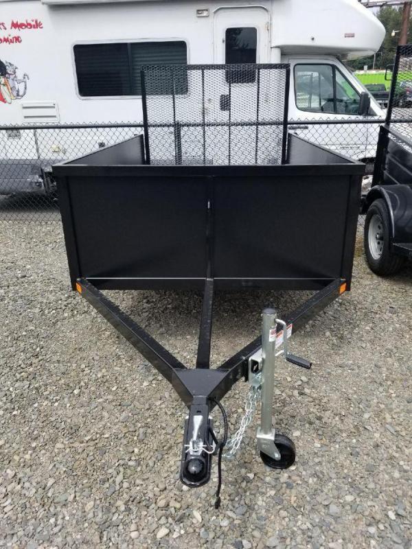2019 Iron Eagle 5x8 Utility Trailer