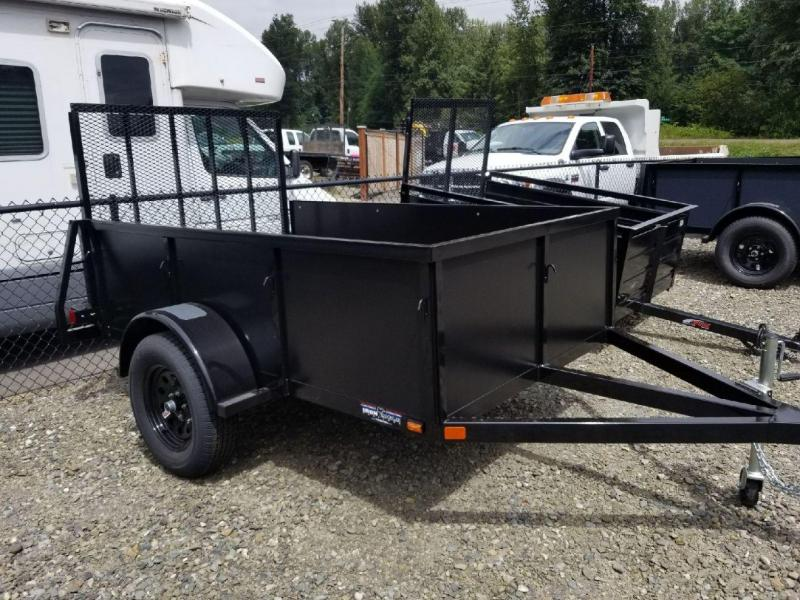 2019 Iron Eagle 5x8 Utility Trailer