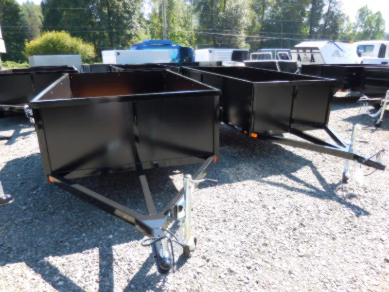 2018 Iron Eagle 5x8 Voyager Series Utility Trailer