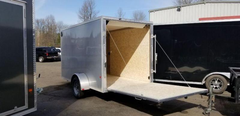 2019 EZ Hauler 6x12 Cargo/Enclosed Trailer