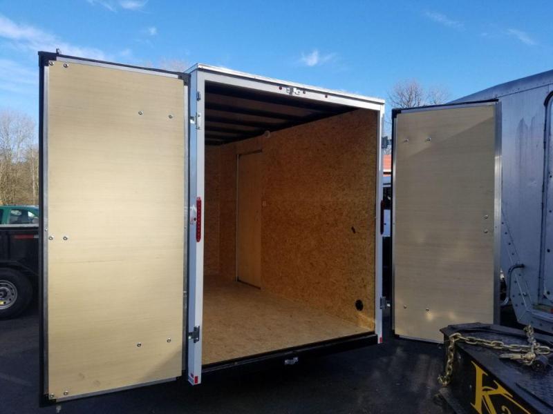 2018 Criterion 6x12 Enclosed Cargo Trailer