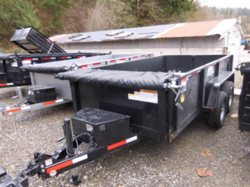 Used Trailers | Trailers NW Horse Trailers, Utility, Cargo and Dump ...
