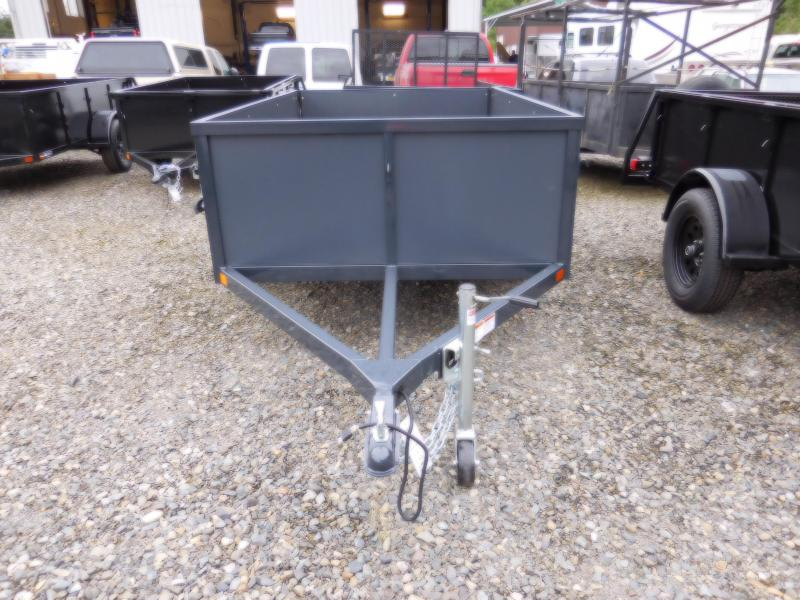 2018 Iron Eagle 5x8 Voyager Series Utility Trailer - Swing Tailgate