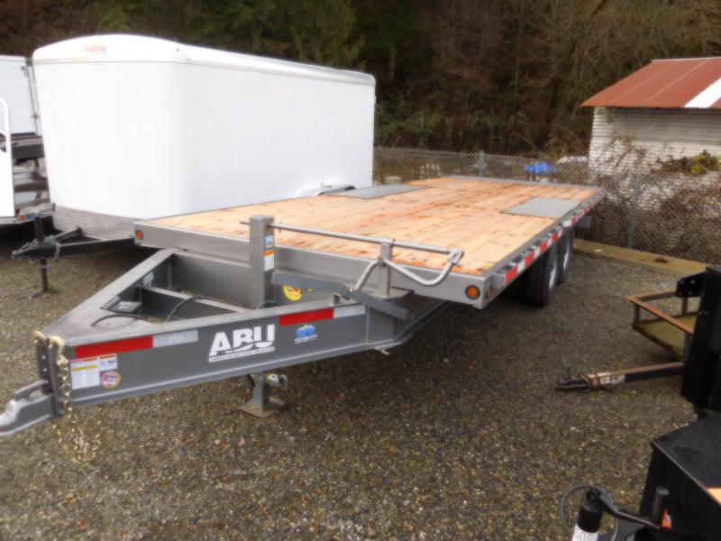 2019 ABU 8x22 Flatbed Trailer