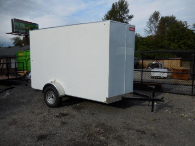 2019 Mirage Trailers 6x10 Cargo Craft Enclosed Cargo Trailer