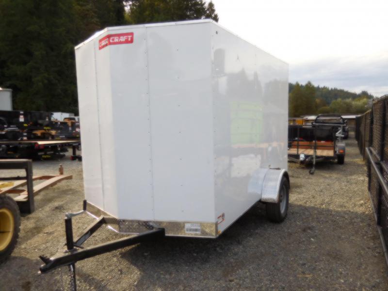 2019 Mirage Trailers 6x10 Cargo Craft Enclosed Cargo Trailer