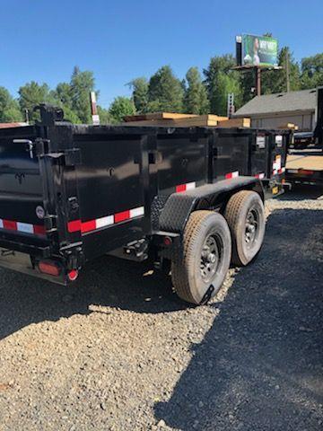 2019 Big Tex 14LX 83x14 Dump Trailer