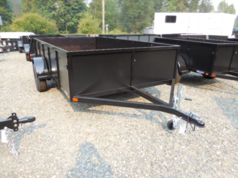2018 Iron Eagle 6.5x12x2 Voyager Series Utility Trailer