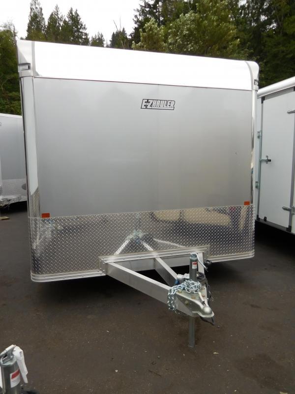2019 EZ Hauler 8x20 7K Torsion Enclosed Cargo Trailer