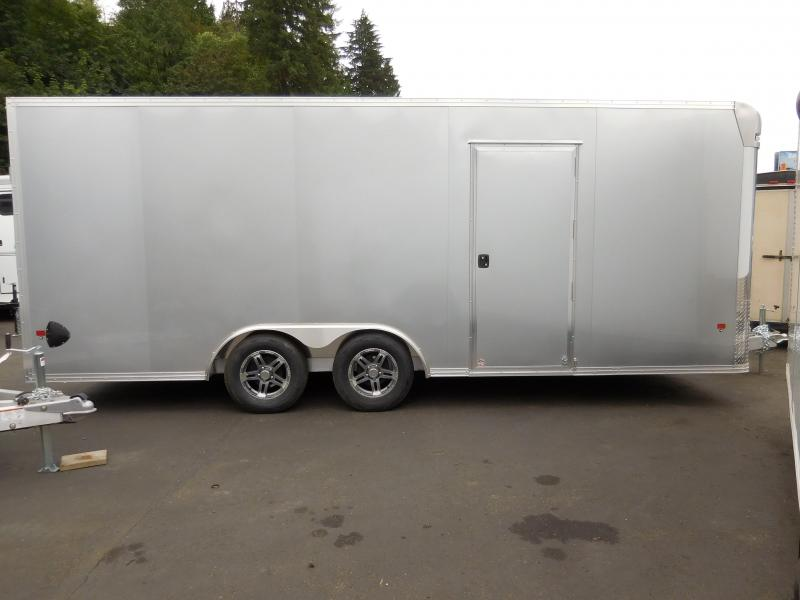 2019 EZ Hauler 8x20 7K Torsion Enclosed Cargo Trailer