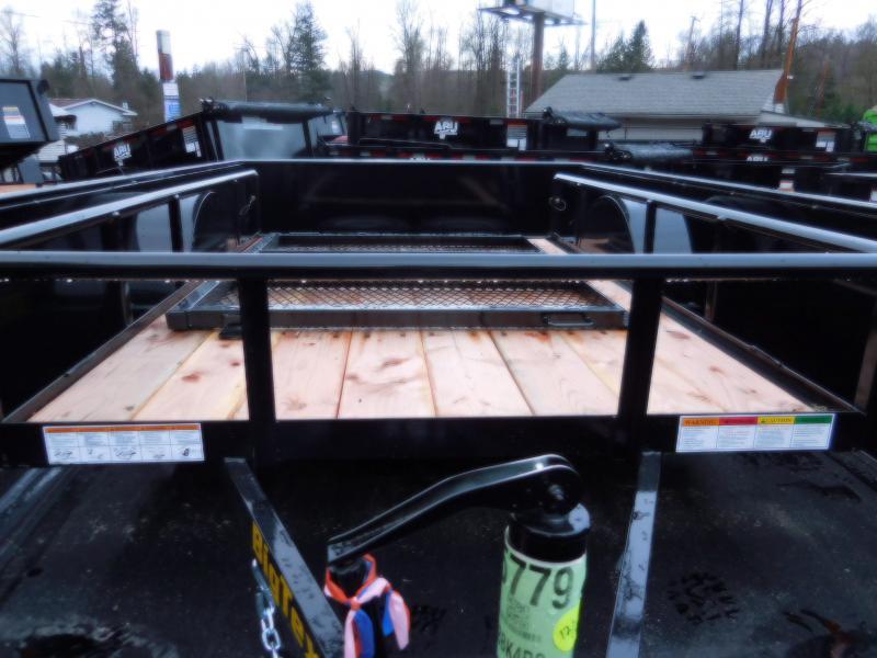 2019 Big Tex  30ES 5X10 Utility Trailer