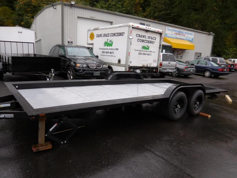 Super Lube Prices >> Flatbed Trailers | Trailers NW Horse Trailers, Utility ...