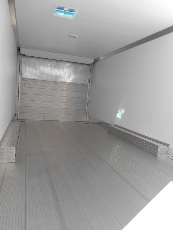 2018 Mission & EZ Hauler All Aluminum Enclosed Cargo Trailer's